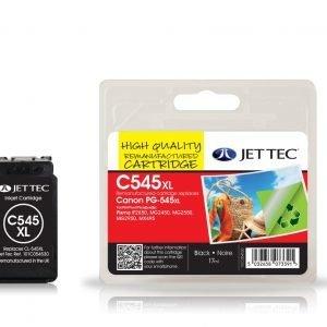 Jet Tec Pg-545xl Black Mustekasetti