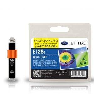 Jet Tec T1281 Black Mustekasetti