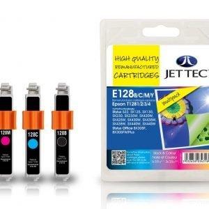 Jet Tec T1281/2/3/4 4-Väri Mustekasetti