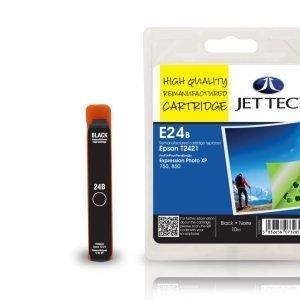 Jet Tec T2421 Black Mustekasetti
