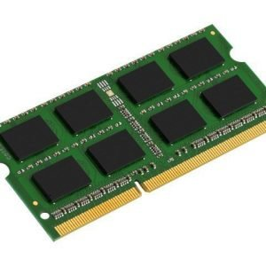 KINGSTON APPLE 4GB DDR3 1600MHz SODIMM 1600 MHz / PC3-12800 - puskuroimaton - non-ECC