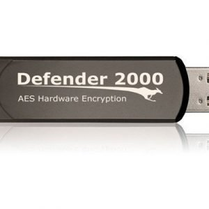 Kanguru Defender 2000 Secure 64gb Usb 2.0