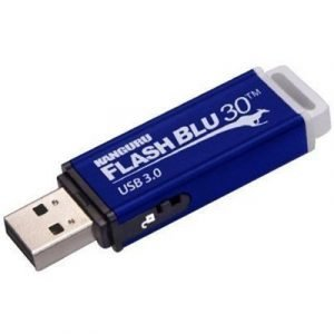 Kanguru Flashblu30 With Write Protect Switch 32gb Usb 3.0 32gb Usb 3.0