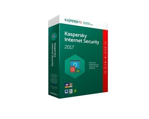 Kaspersky Internet Security 2017 1yr 5-dev Box