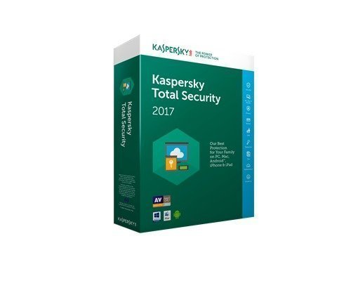 Kaspersky Total Security 2017 1yr 3-dev Box