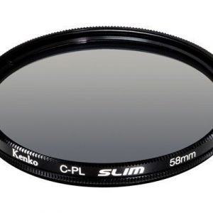 Kenko Filter Circular Pol Slim 58mm