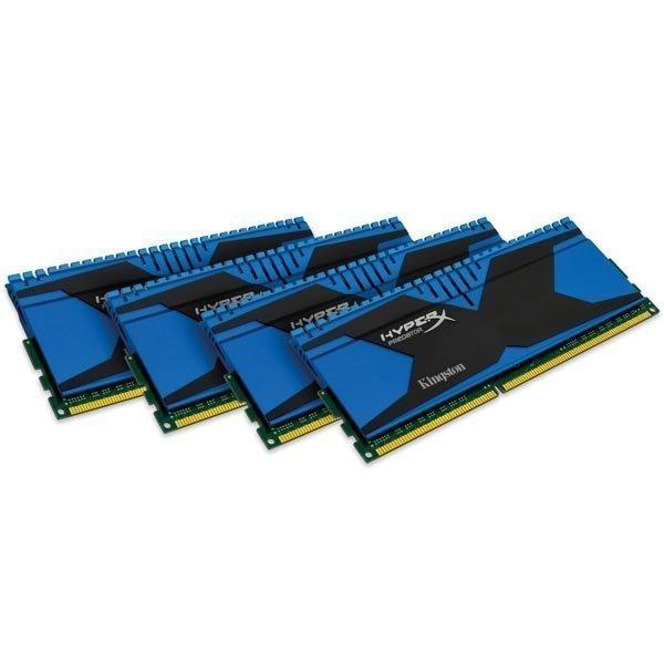 Kingston 16GB 1866MHz DDR3 CL10 DIMM (Kit of 4) Predator Series