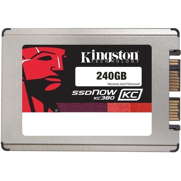 Kingston 240GB SSDNow KC380 SSD micro SATA 3 1.8