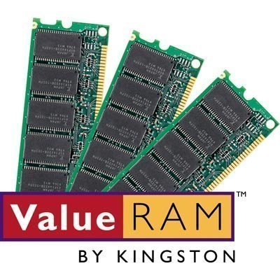 Kingston 4GB 400MHz DDR2 ECC Reg CL3 DIMM (Kit of 2) Single Rank x4