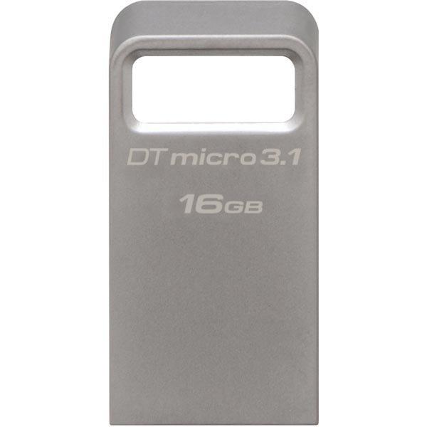 Kingston DataTraveler Micro 3.1 - USB 3.1 muisti 16GB Gen1 100MBs