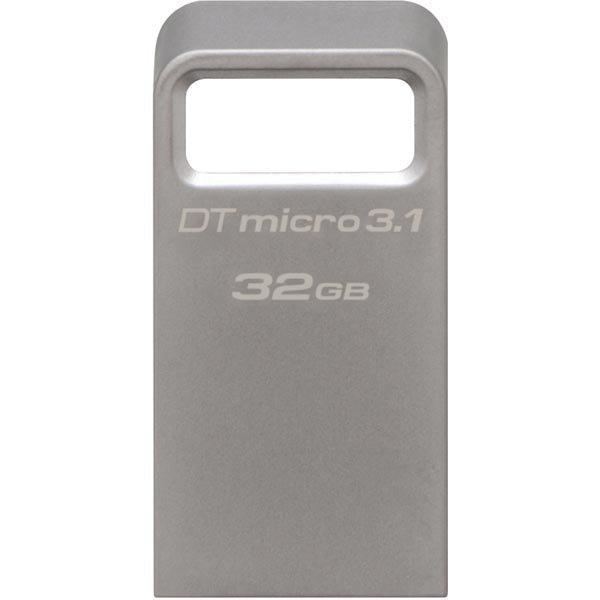 Kingston DataTraveler Micro 3.1 - USB 3.1 muisti 32GB Gen1 100MBs