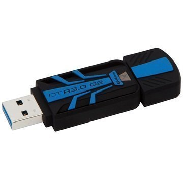 Kingston DataTraveler R3.0 G2 USB Muistitikku 64Gt