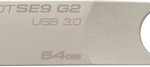 Kingston DataTraveler SE9 G2 - USB 3.0-muisti 64GB