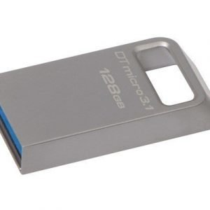 Kingston Datatraveler Micro 3.1 128gb Usb 3.1