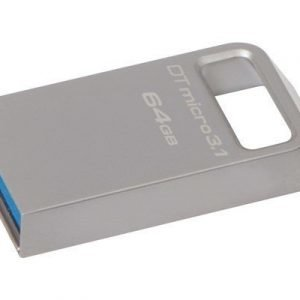 Kingston Datatraveler Micro 3.1 64gb Usb 3.1