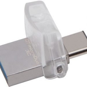 Kingston Datatraveler Microduo 3c 64gb Usb 3.1 / Usb-c