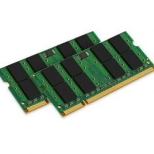 Kingston Ddr2 4gb 667mhz Ddr2 Sdram Non-ecc