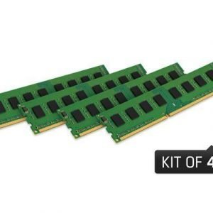 Kingston Ddr3 32gb 1600mhz Ddr3 Sdram Ecc