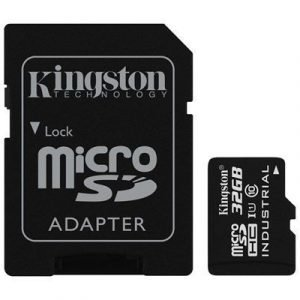 Kingston Flash-muistikortti 32gb