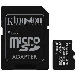 Kingston Flash-muistikortti 32gb