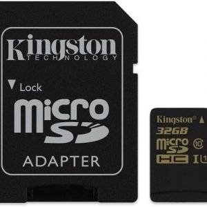 Kingston Flash-muistikortti Microsdhc 32gb
