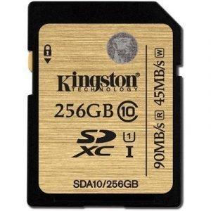 Kingston Flash-muistikortti Sdxc 256gb