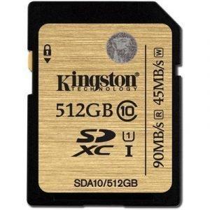Kingston Flash-muistikortti Sdxc 512gb