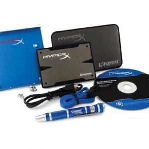 Kingston Hyperx 3k Upgrade Bundle Kit 120gb 2.5 Serial Ata-600