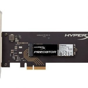 Kingston Hyperx Predator 480gb M.2 Pci Express 2.0 X4