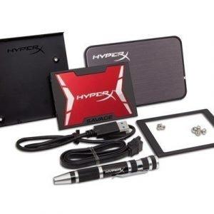 Kingston Hyperx Savage Upgrade Bundle Kit 120gb 2.5 Serial Ata-600