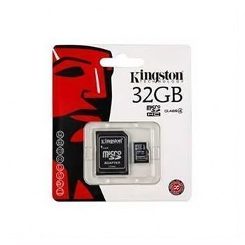 Kingston Micro SDHC Muistikortti (TransFlash) 32Gt