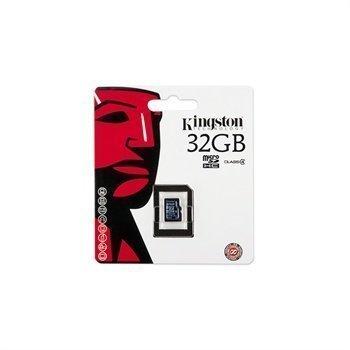 Kingston MicroSDHC-Muistikortti Luokka 4 TransFlash 32 Gt