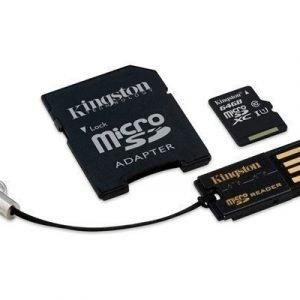 Kingston Multi-kit / Mobility Kit Microsdxc 64gb