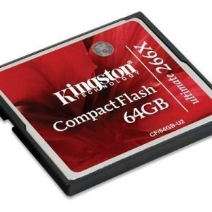 Kingston Ultimate Compactflash 64gb