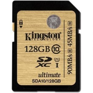 Kingston Ultimate Sdxc 128gb
