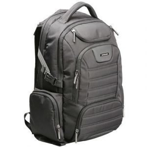 Kivocase Laptop Backpack Pro Musta 15.6tuuma