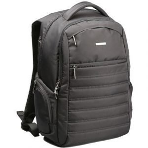 Kivocase Laptop Slim Backpack Musta 15.6tuuma
