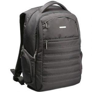 Kivocase Laptop Slim Backpack Musta 15.6tuuma