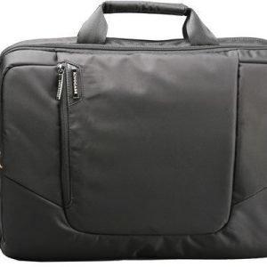 Kivocase Pro Business Case 15.6tuuma Jacquard Nylon Musta
