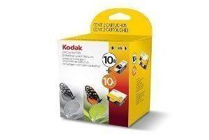 Kodak ESP 3 Easyshare 5100 Inkjet Cartridge Combo 10B+10C Black Cyan Magenta Yellow