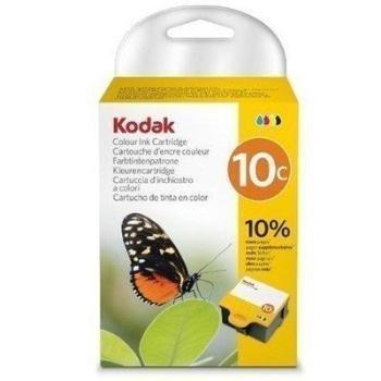 Kodak ESP 3 Easyshare 5100 Inkjet Cartridge NR. 10C Black Cyan Magenta Yellow