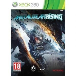 Konami Metal Gear Solid Rising X360
