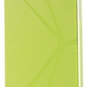 Kotelo Galaxy Tab 3 7.0 -tableteille vihreä