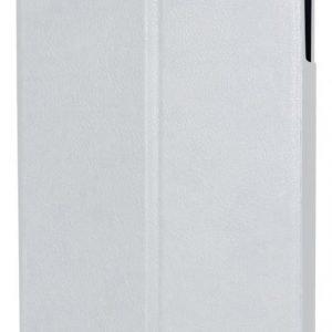 Kotelo PU-nahkaa iPad Air -tabletille valkoinen