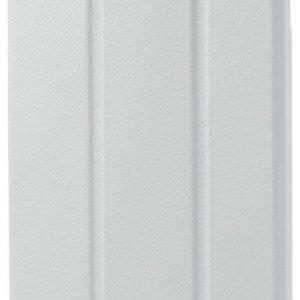 Kotelo PU-nahkaa iPad mini ja iPad mini retina -tableteille valkoinen