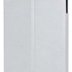 Kotelo PU- nahkaa iPad mini retina ja iPad mini -tableteille valkoinen