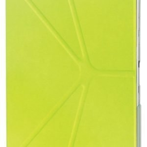 Kotelo Samsung Galaxy Tab 3 10.1 -tableteille vihreä