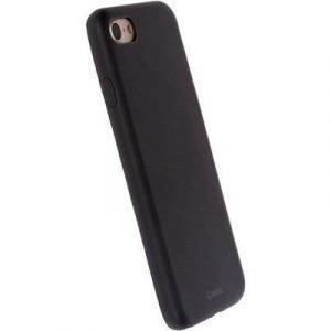 Krusell Bellö Takakansi Matkapuhelimelle Iphone 7 Musta
