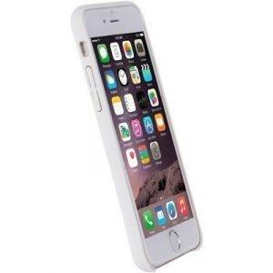 Krusell Bellö Takakansi Matkapuhelimelle Iphone 7 Valkoinen