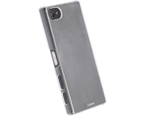 Krusell Boden Cover White Sony Xperia X Sony Xperia X Läpikuultava Valkoinen